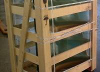 Wooden sase